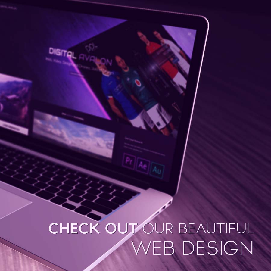 web design by Digital Avalon